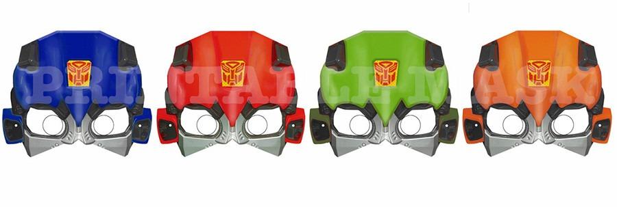 Imagenes Mascaras De Transformer