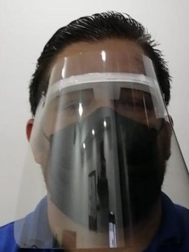 máscara antifluidos
