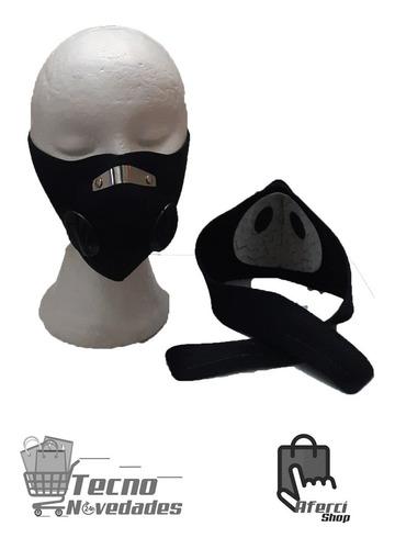 mascara antipolucion tapabocas moto contaminacion