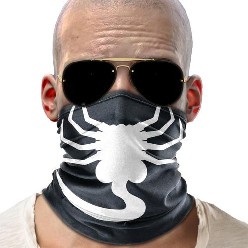 mascara bandana alien lenço moto ciclismo pesca metal 001