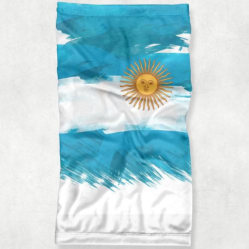 máscara bandana argentina proteção ciclismo pesca moto