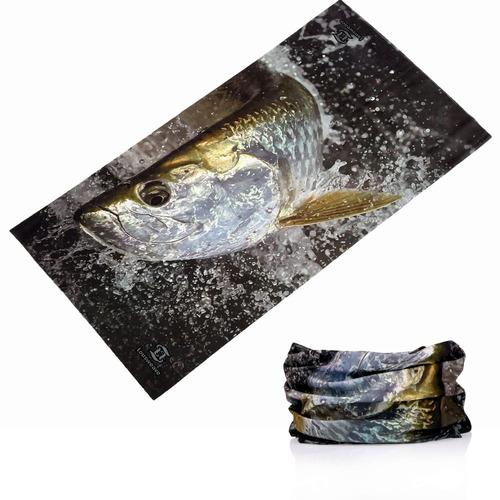 mascara bandana balaclava multifunción camping pesca 3561