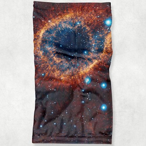 máscara bandana galáxia olho do universo proteção ciclismo
