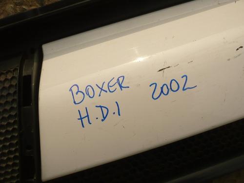 mascara boxer hdi 2002  c/detalles- lea descripción