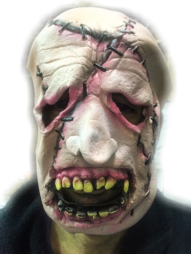mascara c/ cicatrices latex 100% superoferta  la golosineria