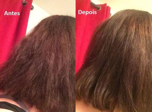 máscara cabelo forever liss