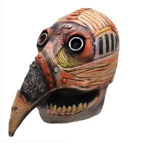 Mascara Cabeza Doctor Cuervo Peste Negra Bubonica Steampunk