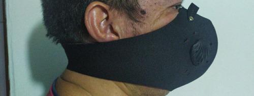 máscara careta antipolucion tapabocas alta calidad + obsequi