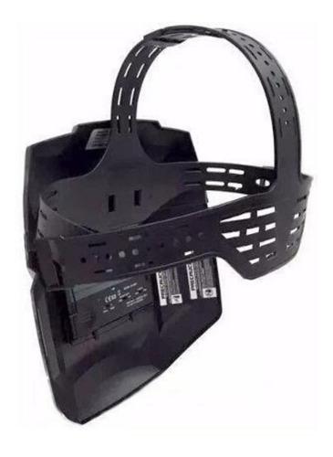 máscara careta de soldar lusqtoff fotosensible st-1x
