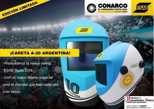 mascara careta fotosensible esab a20 argentina 2018 envio