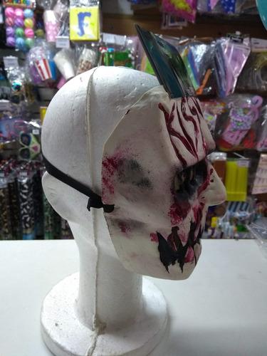 mascara careta la purga the purge kiss me halloween latex