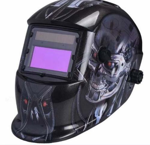mascara careta para soldar a pilas fotocromatica
