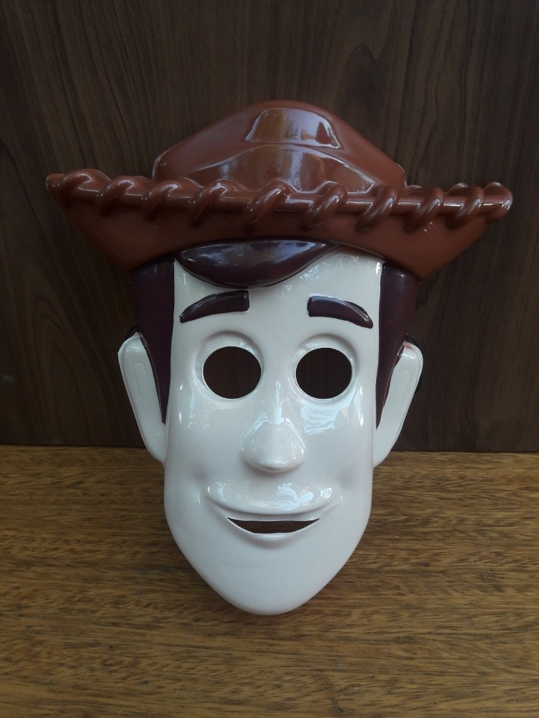 mascara careta toy story woody disfraz ×10 und. Cargando zoom. a18e1240dbb