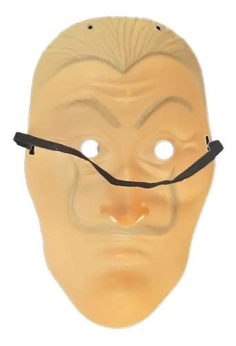 mascara casa de papel salvador dali bella ciao / e-roca