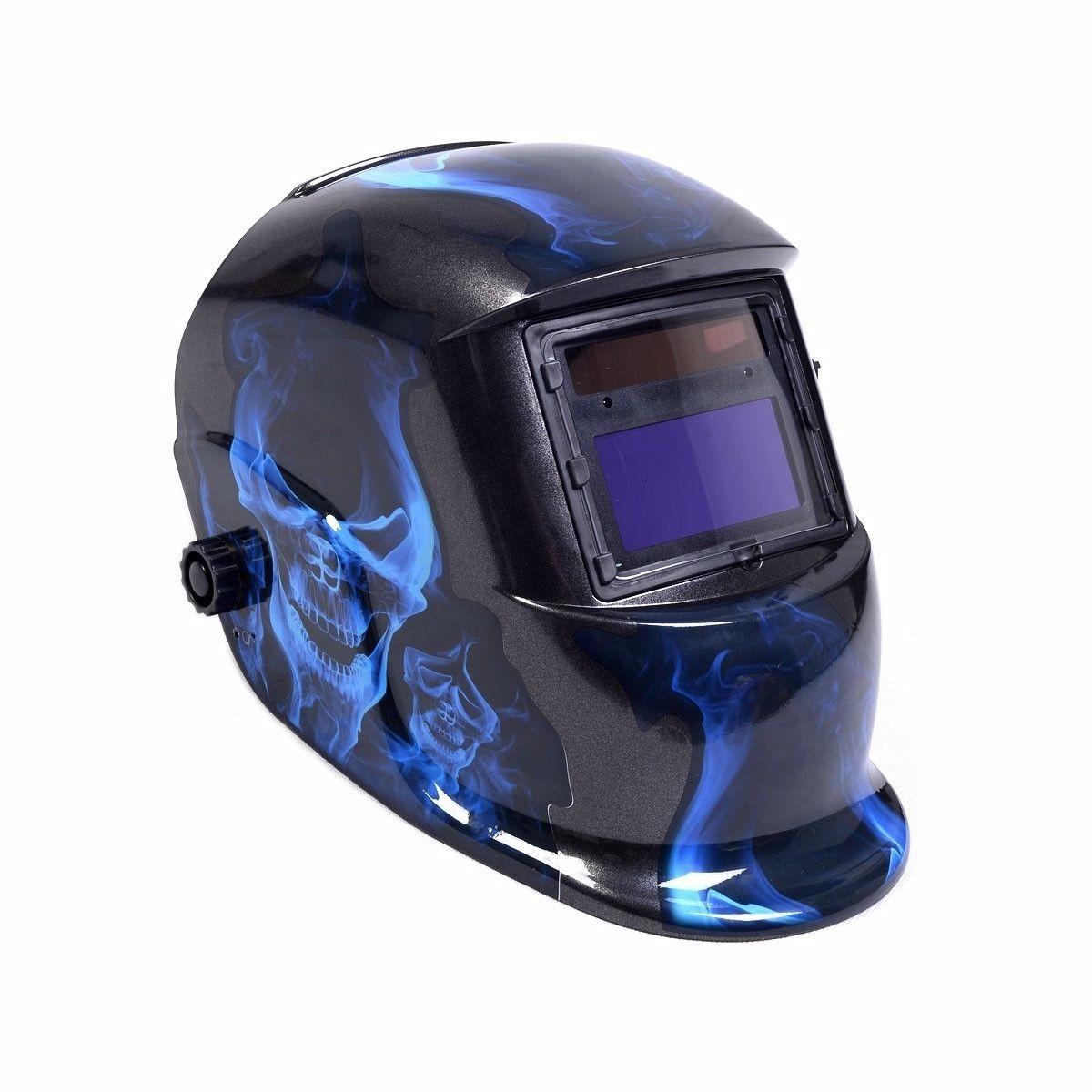 Mascara casco soldar soldador soldadura taller protege - Mascara de soldadura ...
