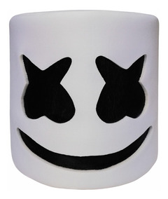 Mascara Cascocabeza Marshmello Dj Sin Leds Envio Gratis