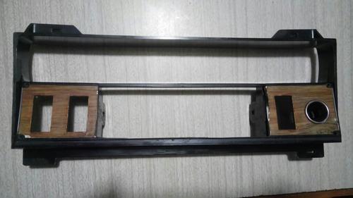 máscara central de instrumentos para dodge 1500 71-77
