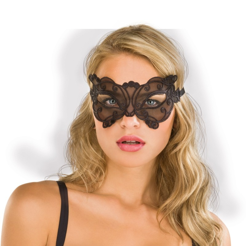 5e56499ce máscara chic   demillus (mais frete). Carregando zoom.