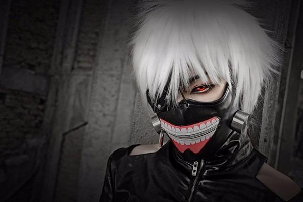 Kaneki tokyo ghoul cosplay