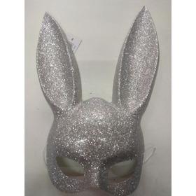 Mascara Conejo Sexy Bunny Ariana Grande Halloween Plastico