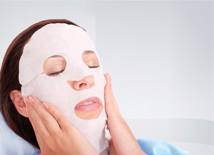 Mascara De Algodao Compacta Para Limpeza De Pele Rosto R 1 00 Em