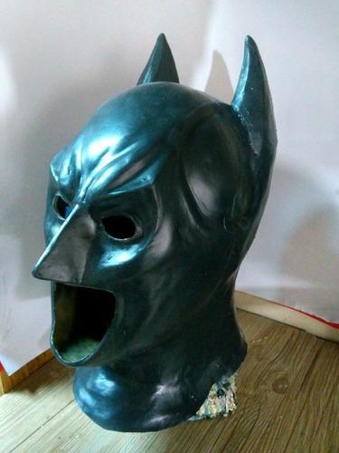mascara de batman, dark knight