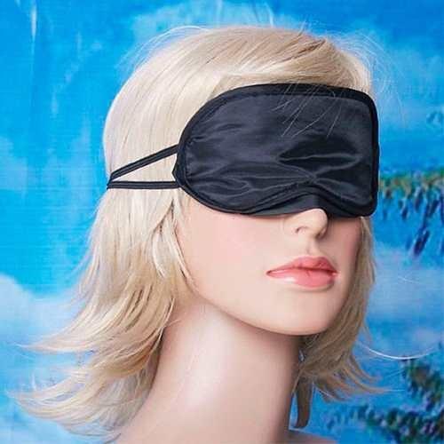 máscara de dormir venda olhos tapa olhos cores