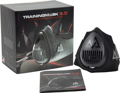 máscara de entrenamiento 3.0 training mask crossfit, usa