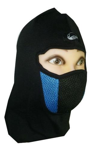 máscara de entrenamiento deporte gimnasio moto gym