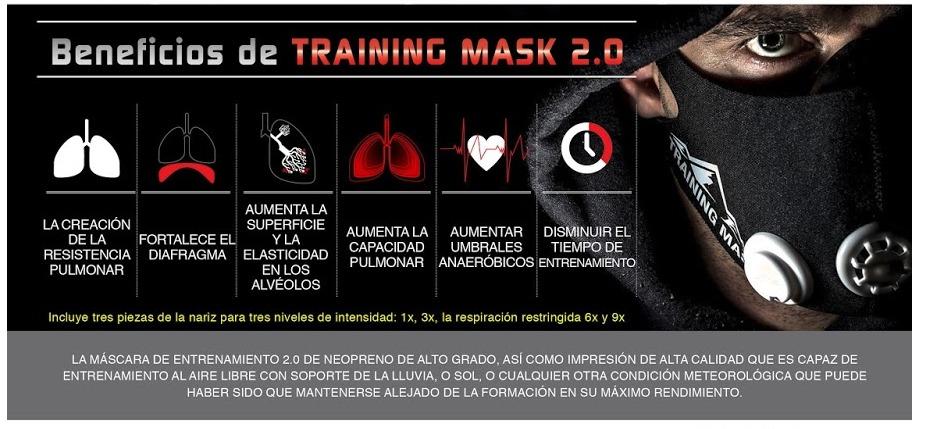 Las máscaras para la persona de la casa que humedecen