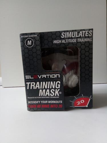 mascara de entrenamiento elevation training mask 2.0 wason