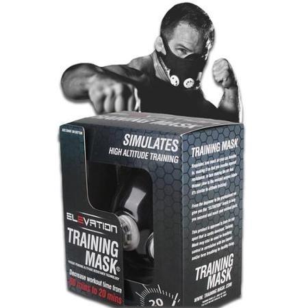 mascara de entrenamiento training mask 2.0 elevation