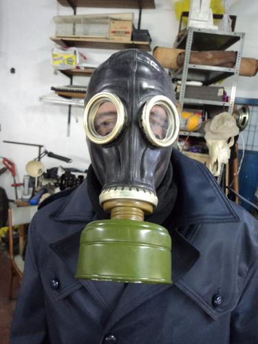 mascara de gas rusa gp-5 urss ,cosplay esceno originales !