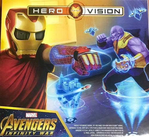 mascara de iron man hero vision
