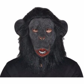 d3c11e38b5bf1 Mascara Latex Mono - Disfraces Hombre en Mercado Libre Chile