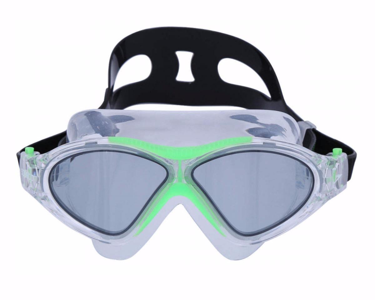 d9e51c1b5 máscara de natação speedo - verde - omega swim mask - nova. Carregando zoom.