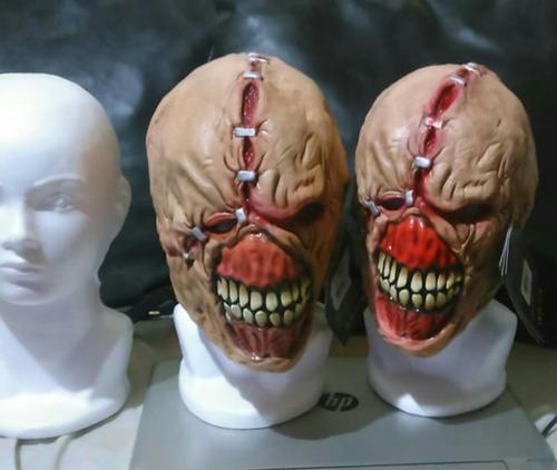 mascara de nemesis resident evil