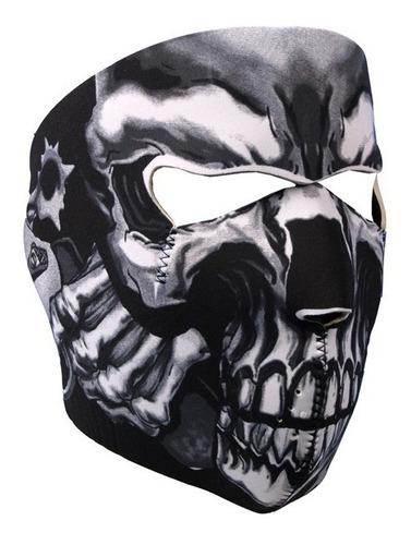 mascara de neoprene para snowboard ski jet moto paintball