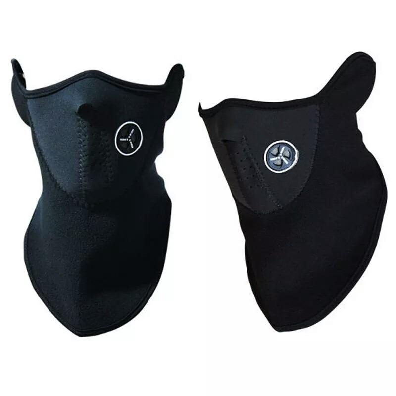 Máscara De Neopreno Para Motociclista - $ 26.80 en Mercado