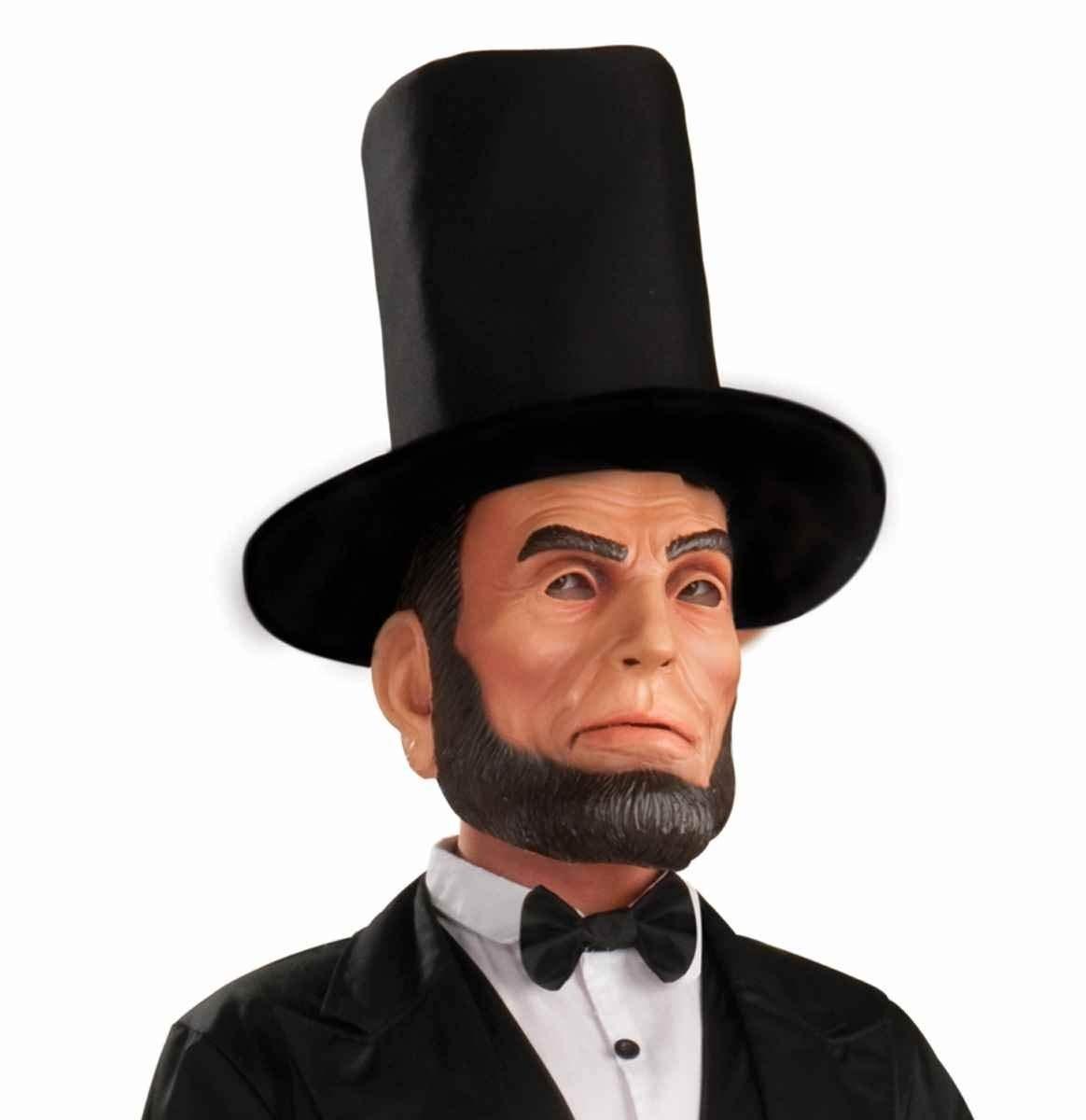 Máscara De Personajes De Látex Con Sombrero De Presidente... -   156.777 en Mercado  Libre d8441de54c9