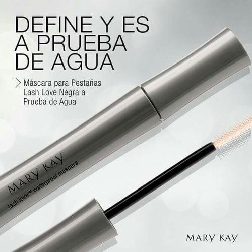 mascara de pestaña lash love a prueba de agua mary kay oerta