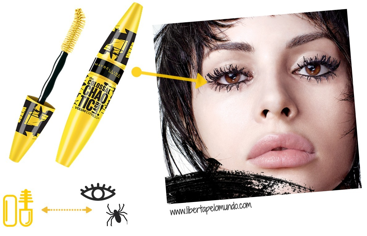 46f73bab08a mascara de pestaña the colossal spider effect -maybelline. Cargando zoom.
