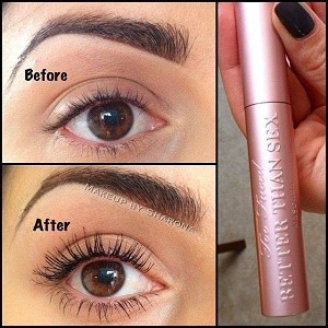 mascara de pestañas too faced better than sex 8 ml
