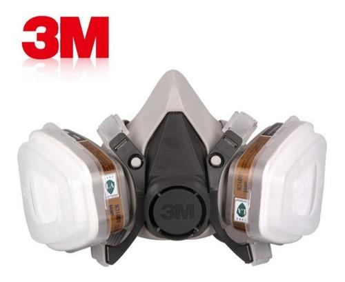 mascara de pintura 3m  respirador 9 em 1 ( promoção )