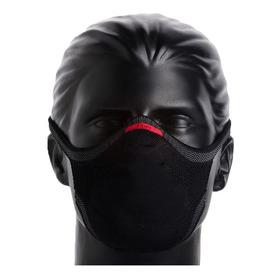 Máscara De Proteção Fiber Knit 3d Com 1 Refil