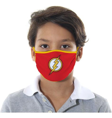 mascara de protecao flash infantil m