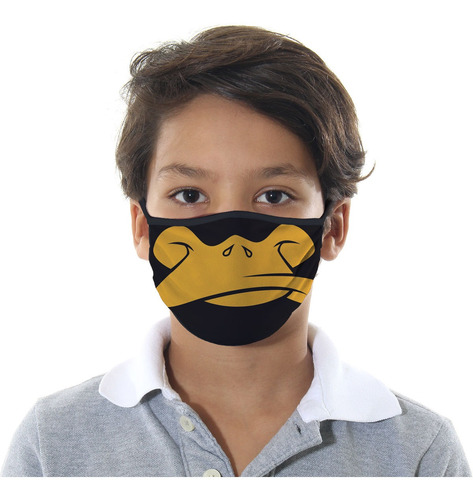 mascara de protecao patolino infantil m
