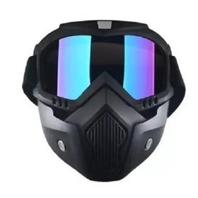 Mascara De Protección Con Antiparra