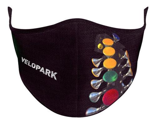 máscara de proteção - 2 unidades - velopark