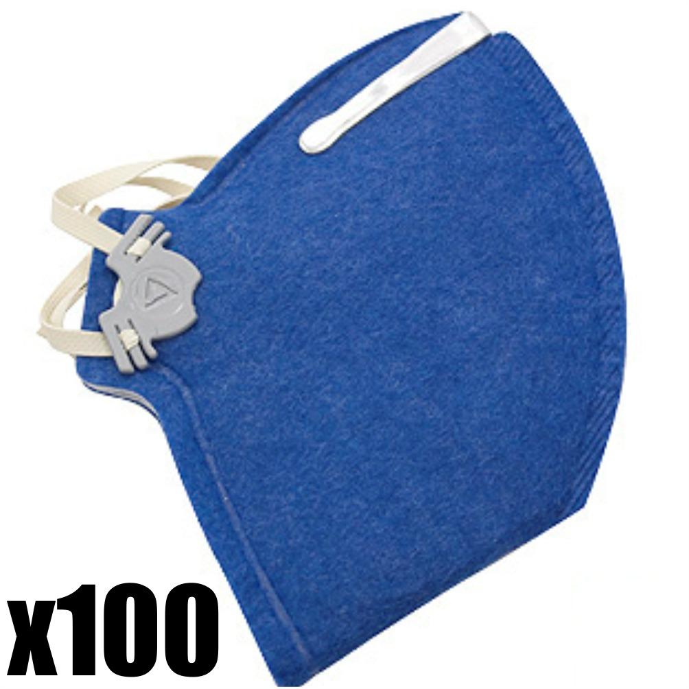 052e9bdf09353 Máscara De Proteção Epi C  100 Un - Caixa Fechada Nf - R  119